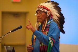 Chief Arvol Looking Horse - Lakota