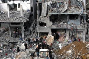 Gaza genn 2009