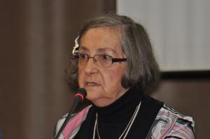 Aunty Barbara Nicholson - del popolo Wodi Wodi (Australia)
