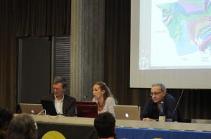 Davide Pettenella (Università di Padova) Emanuela Borgnino (antropologa) Giuliano tescari (antropologo)