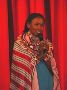 Susan Simayai - del popolo Masai
