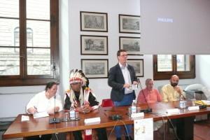 la presentazione del convegno