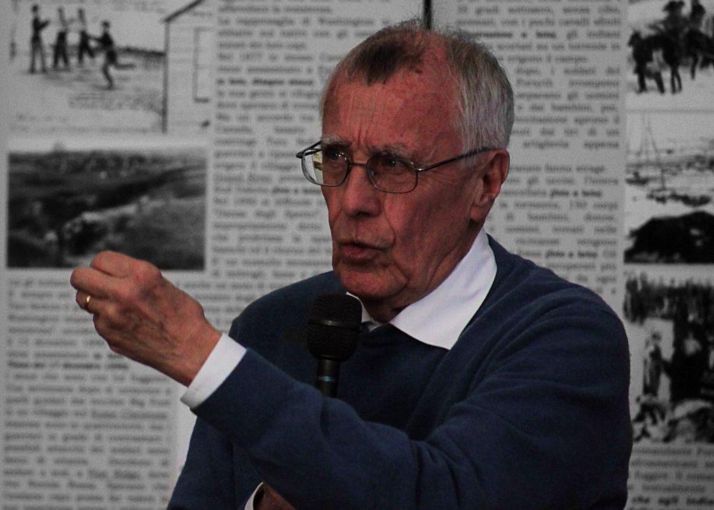 Giorgio Stern, Camogli 2016